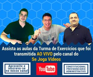 Turma de Exercícios 0800 - GRÁTIS