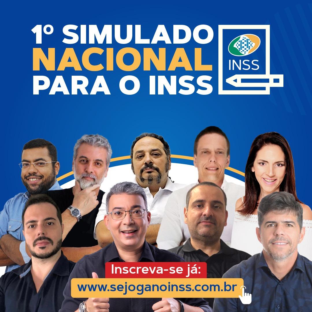 Simulado Nacional Para o INSS