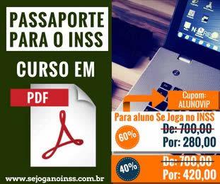 Passaporte para o INSS em PDF