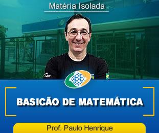 Curso Grátis Basicão Matemática