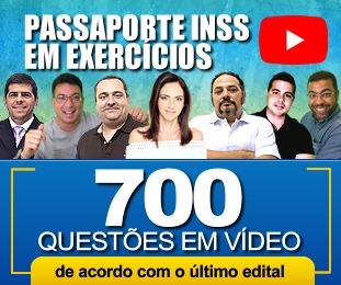 Passaporte para o INSS Exercícios