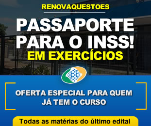 Passaporte para o INSS Exercícios Renovação